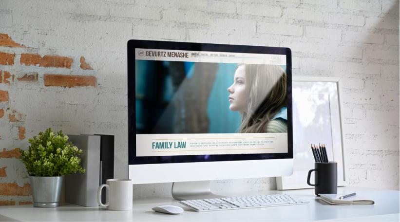 Gevurtz Menashe website